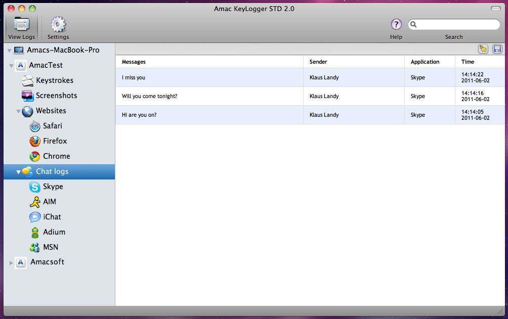 Keylogger full windows español